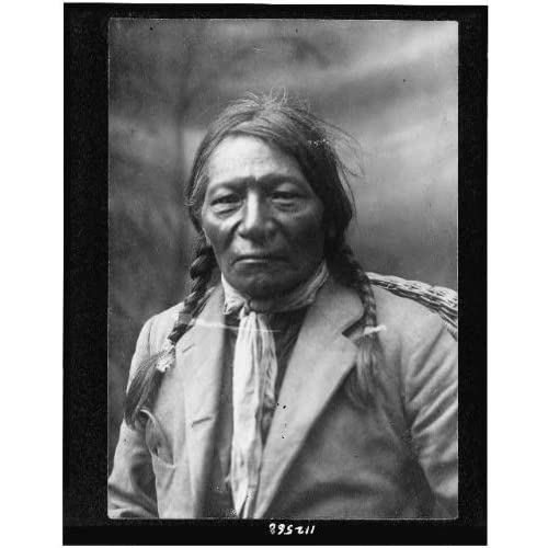 Chief White Crow /1902, Ute Indians,Tribal Chief,CO