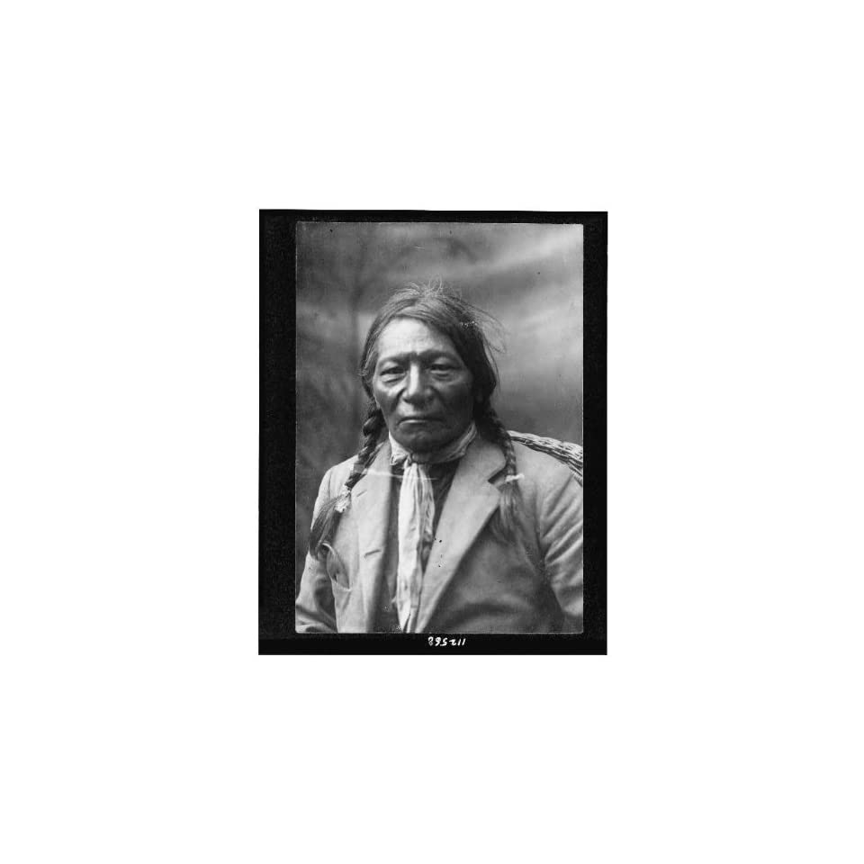 Chief White Crow /1902, Ute Indians,Tribal Chief,CO Home