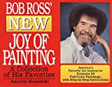 img - for Bob Ross' New Joy of Painting book / textbook / text book