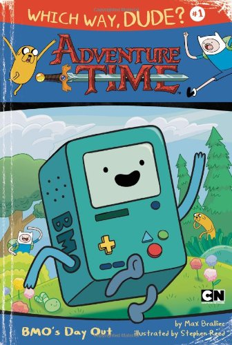Which Way, Dude?: BMO's Day Out #1 (Adventure Time)