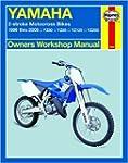 Haynes Yamaha 2-Stroke Motocross Bike...
