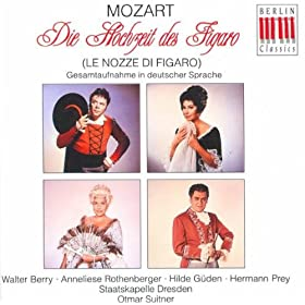 Le nozze di Figaro (The Marriage of Figaro), K. 492: Act I Scene 1: Recitative: Cosa stai misurando (Susanna, Figaro)