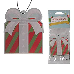 Christmas Present Spiced Apple Fragranced Air Freshener