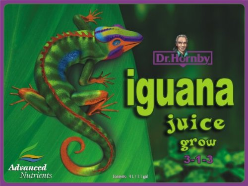 Advanced Nutrients Organic Iguana Juice Grow