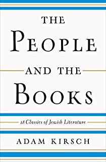 Book Cover: The People and the Books: 18 Classics of Jewish Literature