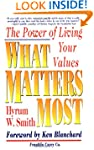 What Matters Most: The Power of Livin...