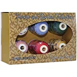 Robison-Anton Thimbleberries Cotton Thread Collections, 500-Yard, Home and Garden Light and Bright