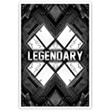 PosterGuy Legendary Photography Art Illustration Poster (A4)
