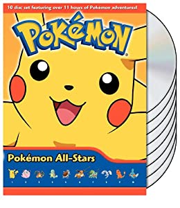 Pokemon All Stars Box Set 1