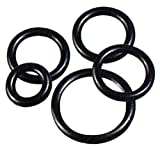 O ring, Nitrile, Metric, ID : 70.00mm, Cross Section : 3.50mm, Colour : Black, Pack Qty. : 10 [per Pack]