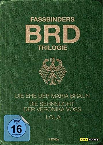 Fassbinders BRD-Trilogie [3 DVDs]