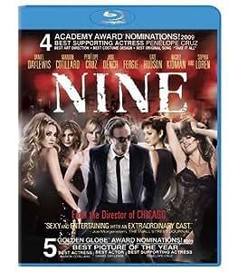 Nine  [Blu-ray]