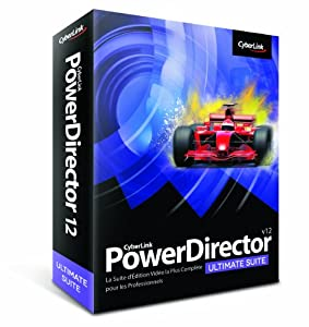 PowerDirector 12 Ultimate Suite (PC)