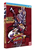 echange, troc Street fighter II Edition Collector Combo DVD [Blu-ray]