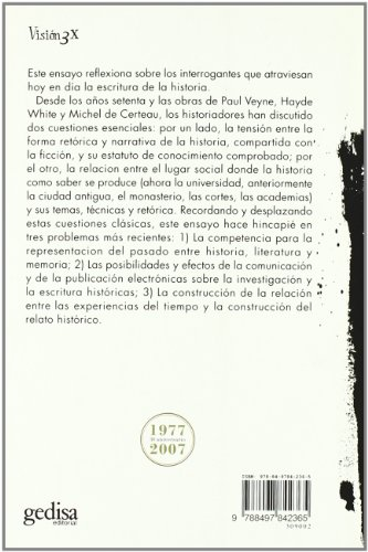 La Historia o la Lectura Del Tiempo (Vision 3x) (Spanish Edition)