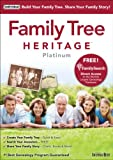 Family Tree Heritage Platinum 9 - 7-Day Free Trial [Download]