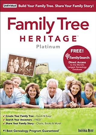 Family Tree Heritage Platinum 9 [Download]