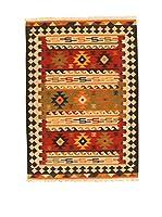 Kilim Carpets by Jalal Alfombra Kilim Sivas 2 (Rojo/Multicolor)
