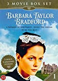 Barbara Taylor Bradford (3 Film Collection - Vol. 1) - 4-DVD Box Set ( A Woman of Substance / Hold the Dream / To Be the Best )