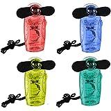 Un mini ventilateur de poche - Couleur aléatoire - Rafraichissez-vous -Pocket fan