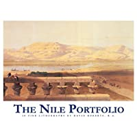 The Nile Portfolio: Ten Fine Art Prints  by David Roberts