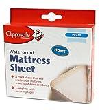 Clippasafe Pram Waterproof Mattress Sheet