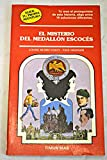 img - for El misterio del medall n escoc s book / textbook / text book
