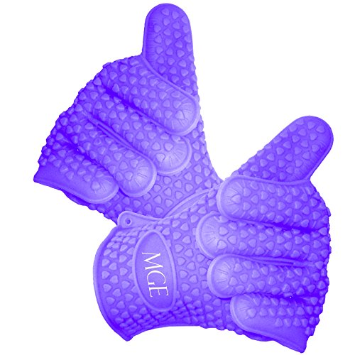 Cooking Gloves Heat Resistant - Ideal for Use