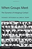 img - for When Groups Meet: The Dynamics of Intergroup Contact (Essays in Social Psychology) 1st edition by Pettigrew, Thomas F., Tropp, Linda R. (2011) Hardcover book / textbook / text book