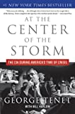 img - for At the Center of the Storm: The CIA During America's Time of Crisis book / textbook / text book