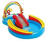 Intex Rainbow Ring Inflatable Play Center - 117