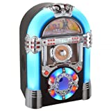 Jukebox 49 cm Memphis - CD / ipod / Mp3...