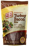 Oscar Mayer Fully Cooked Smoke Turkey Bacon Bits, 4 Ounce