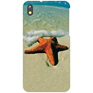 HTC Desire 816 Sea Side Matte Finish Phone Cover - Matte Finish Phone Cover