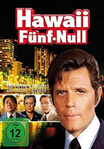 Hawaii Fünf-Null - Die siebte Season [6 DVDs]