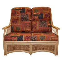 Gilda Replacement SOFA Cane Furniture Cushions/Covers Conservatory wicker rattan by Gilda Ltd