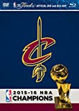2016 NBA Cleveland Cavaliers Champions DVD and Blu-ray
