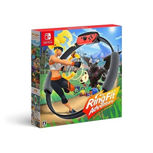 Nintendo Switch「リングフィット アドベンチャー」Amazonで予約受付が開始 〜発売日は2019年10月18日