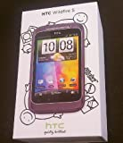 HTC WILDFIRE S PURPLE