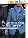 Patternmaking for Menswear: Classic t...