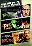 Vincent Price: The Pit and the Pendulum / Tales of Terror / The Raven - Digitally Remastered