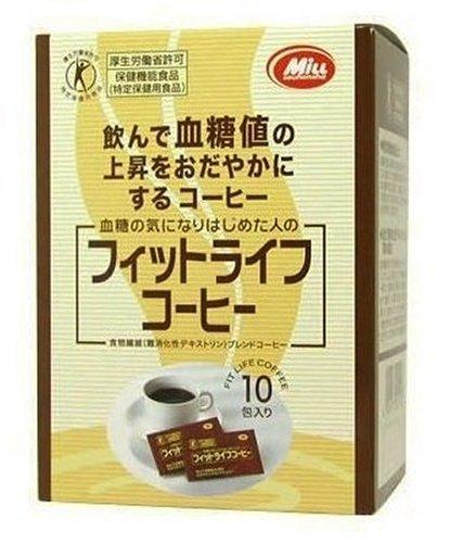 ミル フィットライフコーヒー 10P