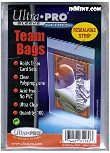 Ultra Pro Poly Team Bags