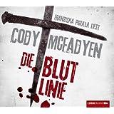 """Die Blutlinie: gek�rzte Romanfassung, 6 CD'svon """"Cody McFadyen"""""""