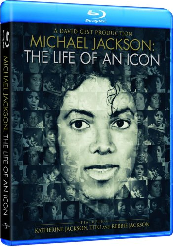 Michael Jackson Life of an Icon BD [Blu-ray] [Blu-ray] (2011)