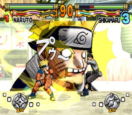 Naruto Ultimate Ninja 2