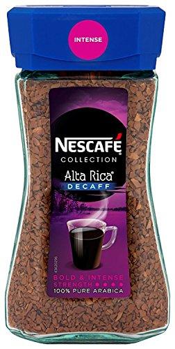 Nescafe Alta Rica Decaffeinated Instant Coffee 100G
