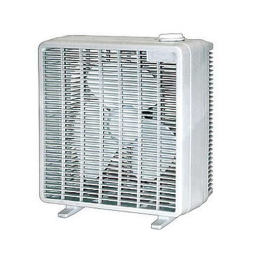 10 Inch Electric Portable 3 Speed Box Fan