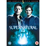 Supernatural - Complete Fifth Season [DVD] [2010]by Jared Padalecki