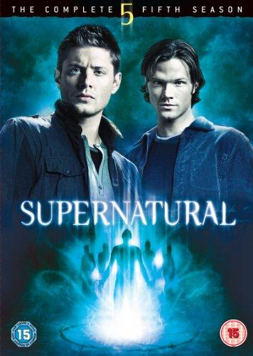 Supernatural - Complete Fifth Season [DVD]